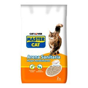 Arena Dry Mastercat 2 Kg
