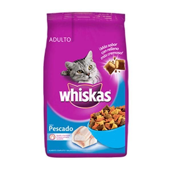 Whiskas Pescado 10Kg