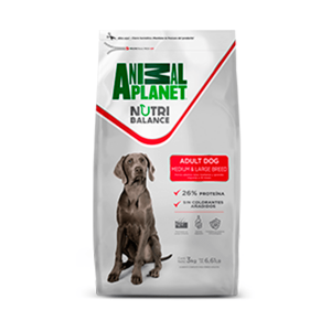 Animal Planet Nutribalance Perro Adulto Medium-Large