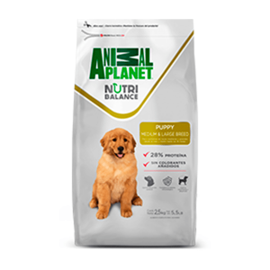Animal Planet Nutribalance Puppy Medium-Large