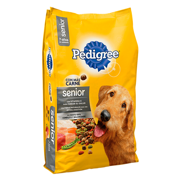 Pedigree Senior