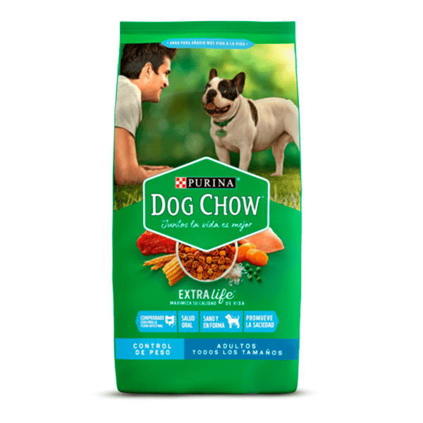 Dog Chow Control peso