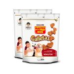 Pack galleta Masterdog 500gr x2