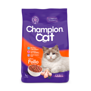 Champion Cat pollo