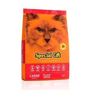 Special Cat Carne