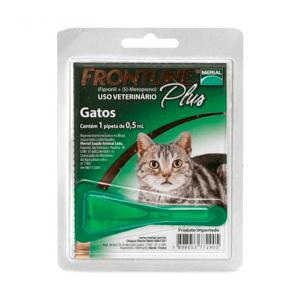 Frontline plus pipeta gato