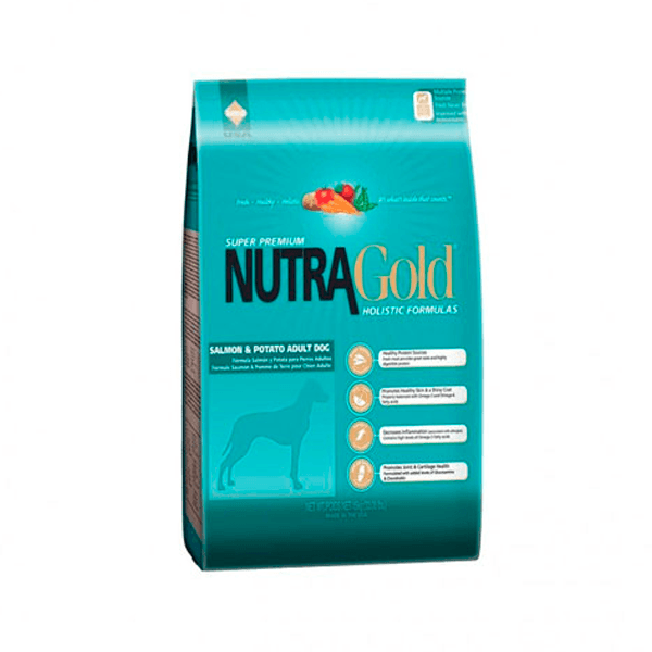 Nutra Gold Salmón